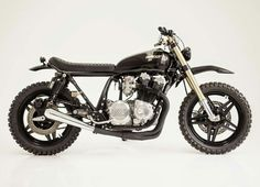 Honda CB900 Project #21 by Herencia Argentina