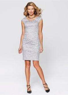 Sukienka ołówkowa Dopasowana do figury • 129.99 zł • bonprix