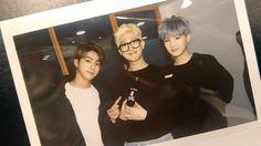 Jin, Rap Monster, Suga