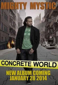 New Video Cali Green from Mighty Mystic's upcoming album #ConcreteWorld  http://reggaereflection.com/4/post/2014/01/new-mighty-mystic-official-video-cali-green-from-upcoming-concrete-world-album-out-128.html