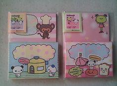 Sanrio Pankunchi mini letter sets