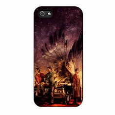 Supernatural Painting Art Savecases iPhone 5/5s Case