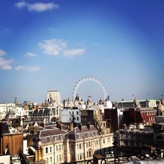 London is is @TravlandLeisure 's #10 best city in Europe