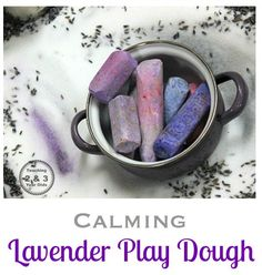 Make Your Own Scented Play Dough - Teaching 2 and 3 Year Olds