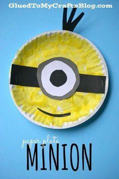 Minion Plate