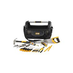 The must-have present for any new homeowners in the family; a heavy duty toolkit containing everything needed for home improvements.
