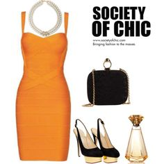 SHOP - Society of Chic by ladymargaret on Polyvore featuring Charlotte Olympia, Dolce&Gabbana and Forever 21