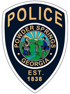 Powder Springs PD GA