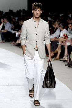 Men's casual summer style | Hermès | Spring 2011 Menswear Collection | Robbie Wadge