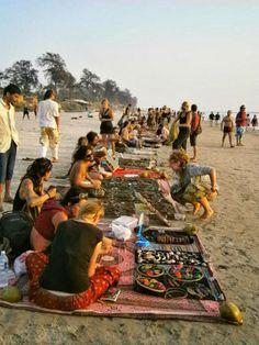 beach of Arambol