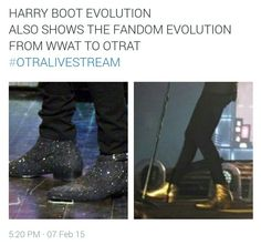 That's harry for ya