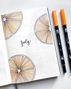 Woohoo so excited that July is coming in 2 days! Ya girl's gonna be 19 very soon  Decided to go with a citrus theme this month, more…