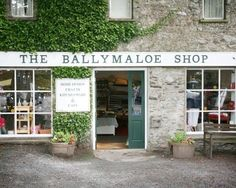 Ballymaloe Shop and Café, Cork, Ireland.  Go to www.YourTravelVideos.com or just click on photo for home videos and much more on sites like this.