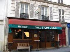 Chez L'Ami Jean, Paris