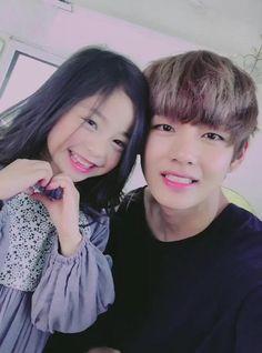 V with Kids Model Lee Nam Gyeong