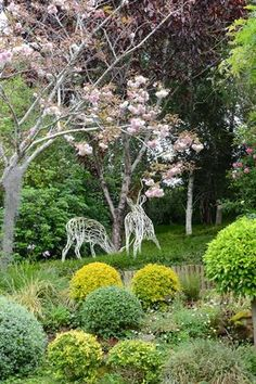 Garden and Home Garden Planning, Backyard Landscaping, Fountain, Home And Garden, Gardens, How To Plan, Landscape, Gallery, Plants