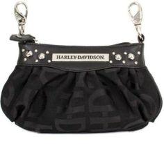 Harley-Davidson® Women's Jacquard Hip Bag Purse. « Clothing Impulse