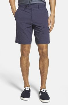 Men's Ted Baker London 'Noroed' Slim Fit Dobby Shorts
