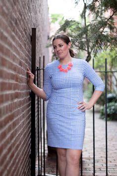 J.McLaughlin dress, Preppy, Beacon Hill, Preppy