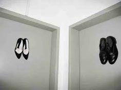 Resultado de imagem para bathroom doors shoes for signs
