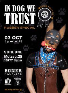 Scheune | Bar | Gay | Fetish | Fetisch | Motzstrasse | Gummi | Rubber | Uniform | Skin | Leder | Leather | Sport