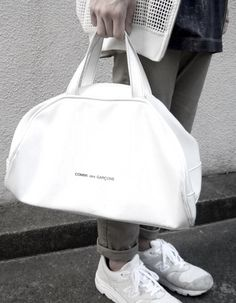 overdeauxis:  antithesi:  15/10/13  FollowOverdeauxis, TheStreetfashion Bible! Paris Chic, Bowling Bags, French Chic, Paris Fashion, Leather Backpack, Shoes Sneakers, Menswear, Street Style, Style Inspiration