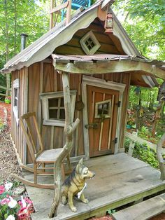 I want my kids to have this playhouse