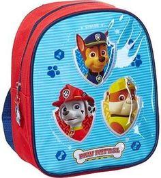 Mochila pequeña plastificada de la Patrulla Canina Lunch Box, Ideas, Paw Patrol, Small Backpack, Presents, Bento Box, Thoughts