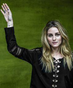 Olivia Palermo, Meg Ryan, and More Join Bulgari's #RaiseYourHand Save the Children Campaign—See Their Stunning Portraits from InStyle.com
