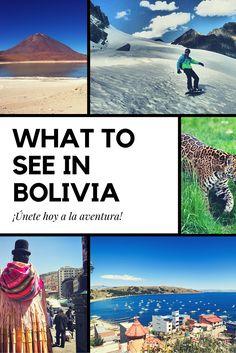 12 Unmissable Tourist Attractions In Bolivia… by marla Ecuador, Bolivia Peru, Bolivia Travel, South America Destinations, South America Travel, Travel Destinations, Machu Picchu, Lake Titicaca, Trekking
