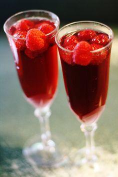 Poinsetta Cocktail
