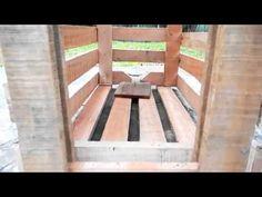 Armadilha para capturar gambá ( raposa) - YouTube