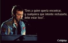 Imagen de coldplay, love, and frases