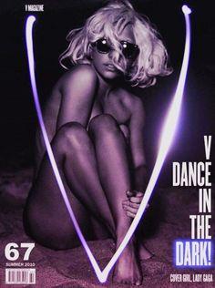 V Magazine, Summer 2010, Lady GaGa.