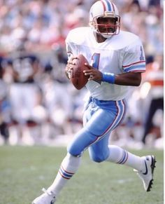 Warren Moon Houston Oilers
