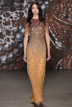 Jenny Packham Fall 2015 Ready-to-Wear Fashion Show: Complete Collection - Style.com