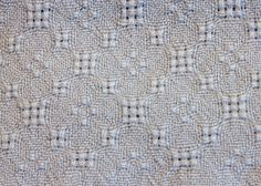 weavespindance: Huck Lace Scarf in Trendsetter Cash-Woole