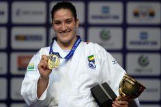 As promessas brasileiras de medalhas para 2016 VASILY MAXIMOV/AFP