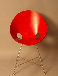do you think my dad was a funky designer ?!?    Thonet Eddie Harlis S664   1954