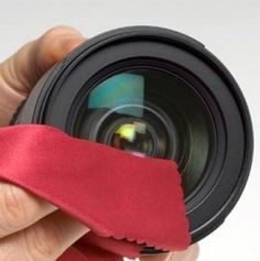 Consejos para mantener limpio el objetivo de tu cámara