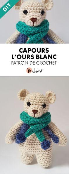 Patron de crochet sur Makerist.fr  tutoriel  crochet  modelecrochet   tendance   6e88d14aefd