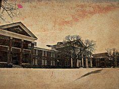 Osawatomie KS Mental Hospital.