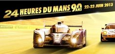 2013 Le Mans 24 Hours Entry List