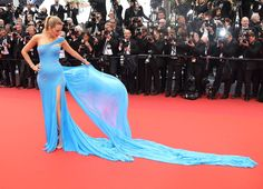 Blake Lively Channels Another Disney Princess for Her Latest Cannes Look