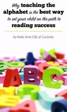 Did you know that letter naming knowledge is a better predictor of a young child's reading growth than any other pre-reading skill, including phonics knowledge?   Learn more about the importance of alphabet knowledge and how it supports reading development.