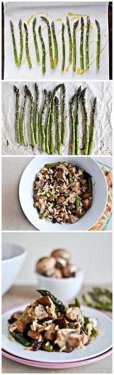 Springtime Jasmine Rice Salad.