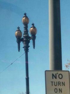 Poste São Francisco - California  08/2015  Foto F.Francesquini