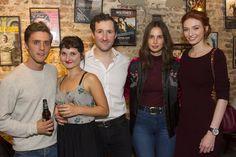 """Poldark Cast knows how to party! Poldark Series 3, Poldark Cast, Poldark 2015, Demelza Poldark, Ross Poldark, Jack Farthing, Acteurs Poldark, Aidan Turner Poldark, Masterpiece Theater"