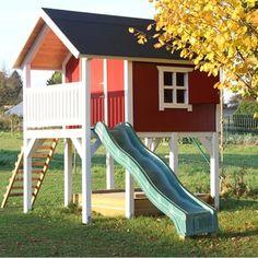Spielhaus Bauanleitung
