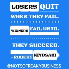 Double Tap if you learn from failure!